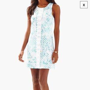 Lilly Pulitzer Rosalie Lace Shift Dress